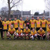 Round 1 Benelux Gaelic Football Tournament