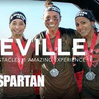 Asheville Spartan Race Sprint  2017
