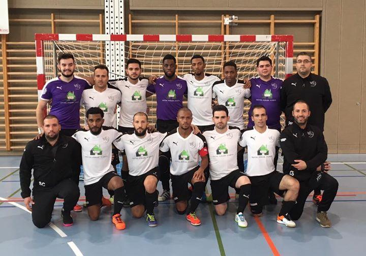 US Terre Sainte - Fc Aigle Futsal at Ecole de Commerce Aimée ...