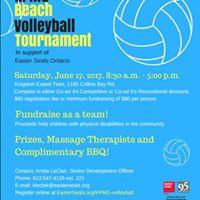 KPMG Beach Volleyball Tournament