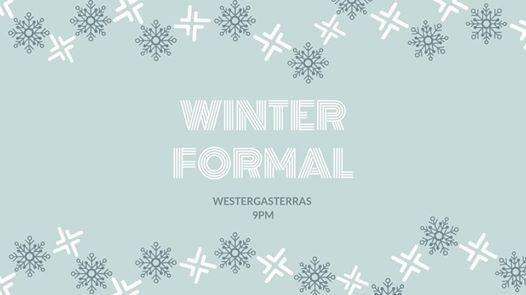 AIM Winter Formal