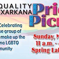 Equality Texarkana Pride Picnic