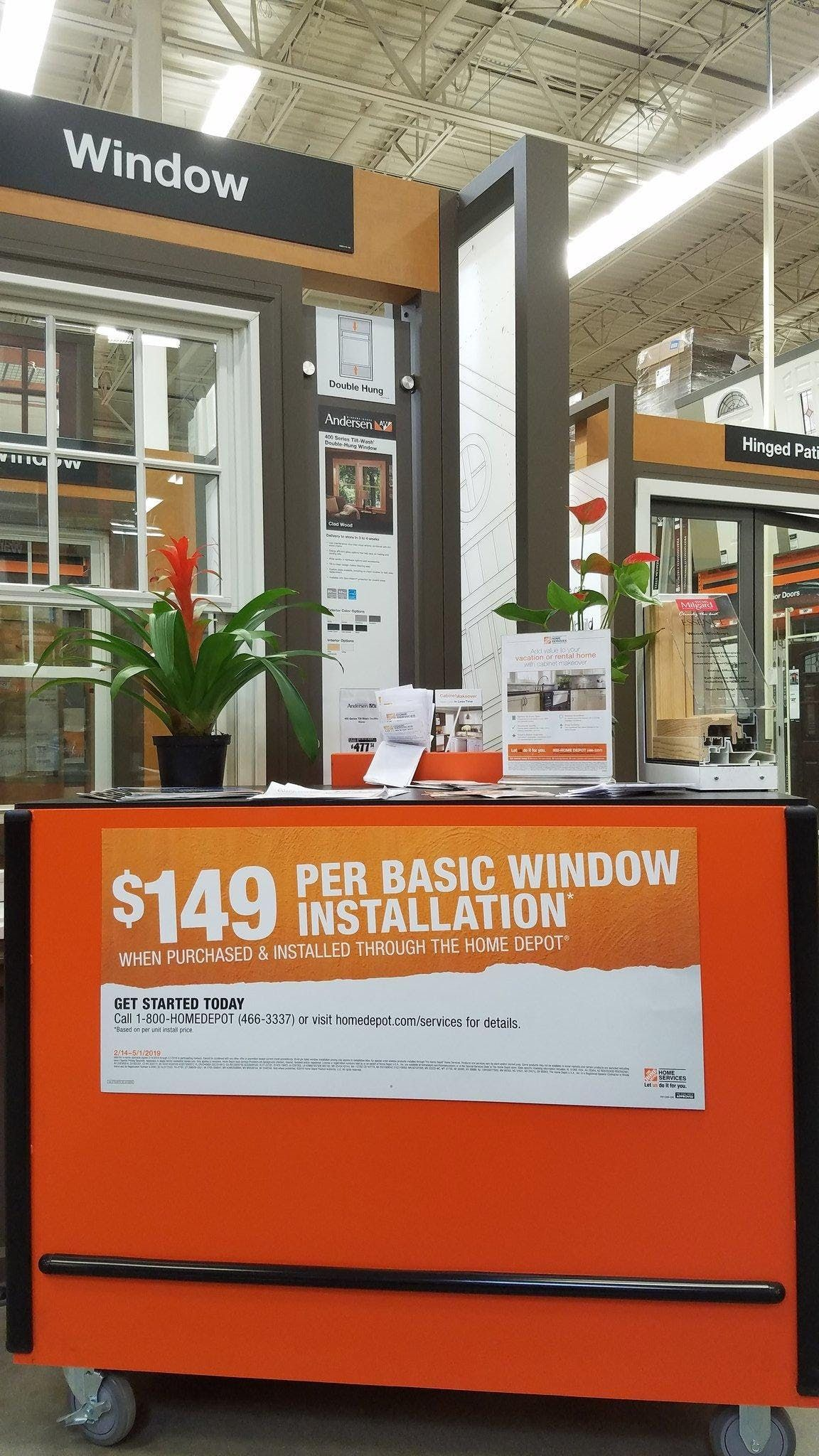 149 Window Install Campaign