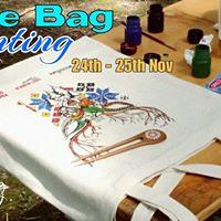 Tote Bag Painting WorkShop