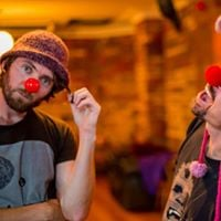 Introduction to Clowning- Holly Stoppit Style in Exeter - April
