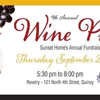 Sunset Homes Wine Pull Fundraiser