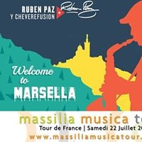 Ruben Paz  Orange Vlodrome Welcome to Marseilla
