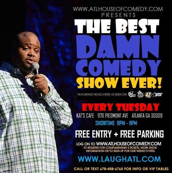 The Best Damn Comedy Show Ever