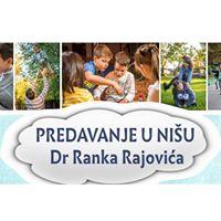 Predavanje dr Ranka Rajovia Ni