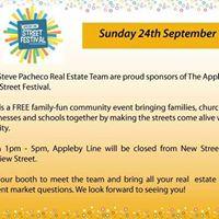 Appleby Street Festival