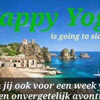 Vind jouw Happy Yogi (Sicili)