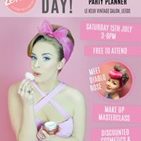 Become a Cosmetics Rep - Free Open Day