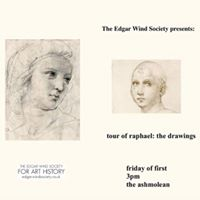Tour of Raphael The Drawings