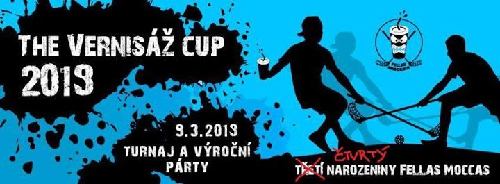 The Vernis CUP 2019 - Turnaj a vron prty Fellas Moccas