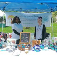 Vangaleens Natural Potions at The 47th Mt. Airy Day Festival