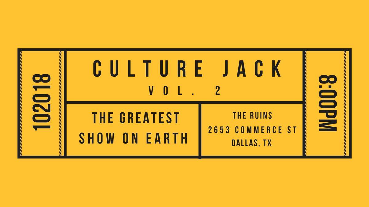 Culture Jack Vol. 2