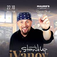 Ivanov - StandUp Comedy - Mauros Pub &amp More