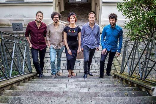Sakina & Friends - Bielefeld -CD Release Tour