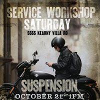 Free Suspension Workshop