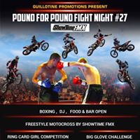 Pound for Pound Fight Night