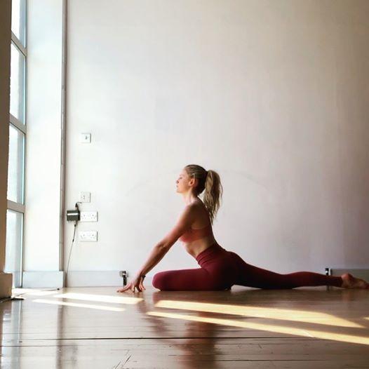Summer Surrender - Yin & Meditation with Elisa (Phibsboro)