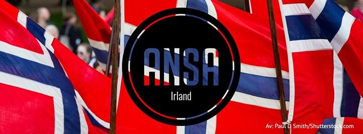 17. Mai feiring med ANSA IrIand