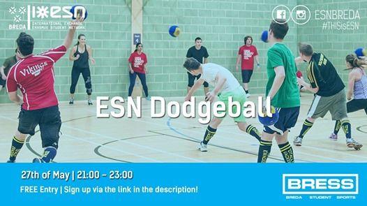 ESN Dodgeball tournament