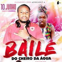 O Baile Do Cheiro Da gua Com Dj Fabio Lima Angola