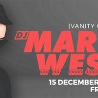 BANG BANG Presents MARK WEST (Osaka)  15th Dec