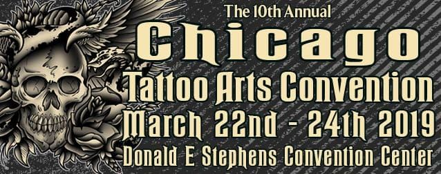 10th Annual Chicago Tattoo Arts Convention
