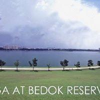 Sunday Morning Yoga at Bedok Reservoir