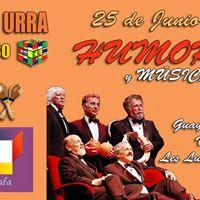 PEA de Ernesto URRA - 256 - Humor y Msica