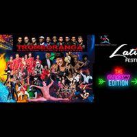 Lebanon Salsa Festival 2017-Glow Edition