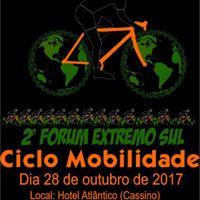 2 Frum Extremo Sul de Ciclo Mobilidade.