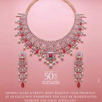 Jewellery Exhbition by Shobha Asar