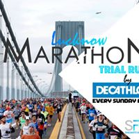 Trial Run by Decathlon-Lucknow Half Marathon