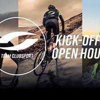 Team ClubSport Kick-Off &amp Open House