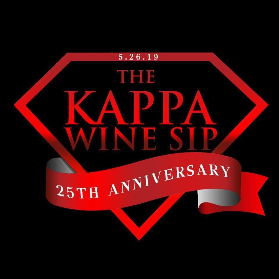 25th Annual Kappa Wine Sip 2019   (All-White Edition)