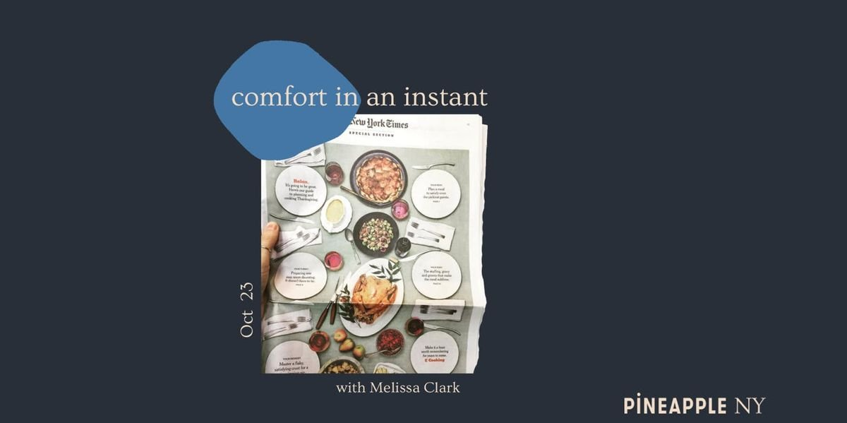 pineapple NY presents comfort in an instant