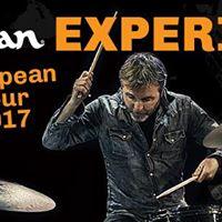 Zildjian Experience European Tour - Spain