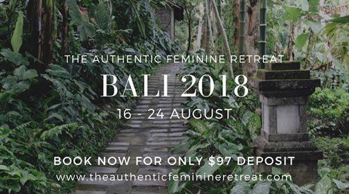 The Authentic Feminine Retreat