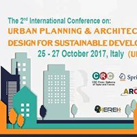 Urban Planning and Architectural Design for Sustainable Development (upadsd) Conference