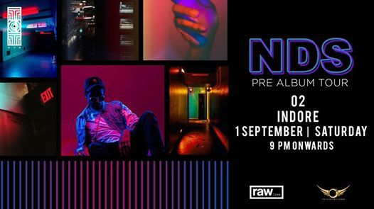 NDS Pre-Album Tour  Indore