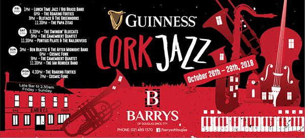 Guinness Cork Jazz Weekend