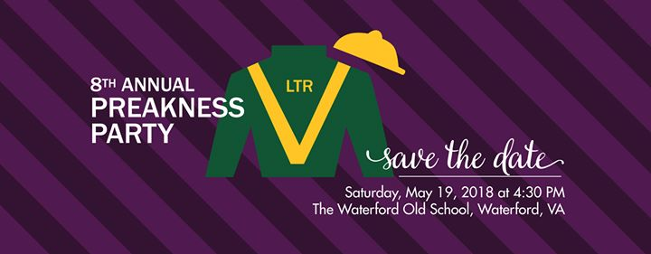 8th Annual Preakness Party