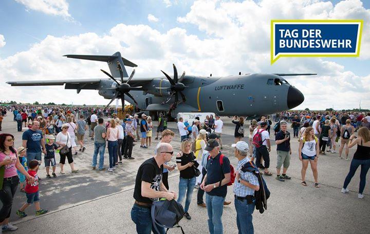 Tag der Bundeswehr 09.06.2018 am Standort Wunstorf