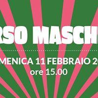 3 Corso Mascherato Carnevale di Viareggio 2018