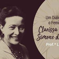 Conversa Filosfica Clarissa Pinkola e Simone de Beauvoir