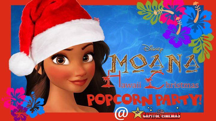 moana christmas party at capitol cinemas pretoria