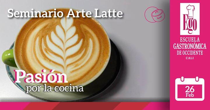 Seminario El Arte Latte - Cali
